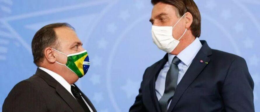 Imagem ilustrativa da notícia: Pazuello alega problemas de saúde e pede para deixar Ministério, diz site