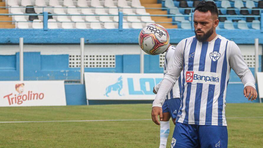 Imagem ilustrativa da notícia: Jogador é emprestado pelo Paysandu a time do nordeste