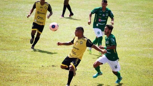 Imagem ilustrativa da notícia: Parazão: Tapajós e Castanhal ficam no empate
