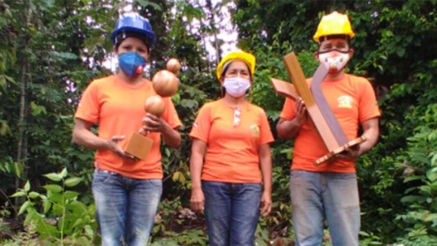 Imagem ilustrativa da notícia: Troféus de campeão da Copa Verde tem cunho ambiental