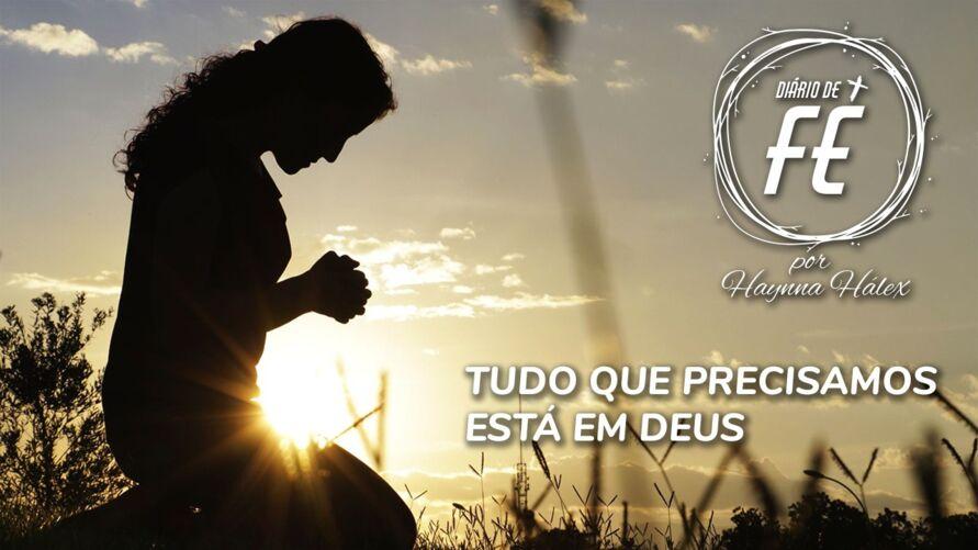 Imagem ilustrativa da notícia: Toda ajuda que precisamos está em Deus. Ouça no Dolcast