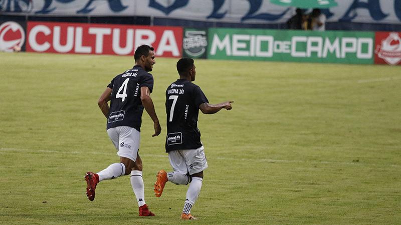 Imagem ilustrativa da notícia: Remo e Independente ficam no empate. Veja os gols!