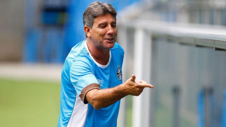 Imagem ilustrativa da notícia: Renato Gaúcho renova contrato com o Grêmio até o fim do ano