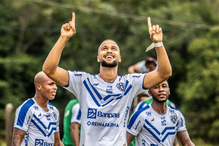 Imagem ilustrativa da notícia: 'Gabigol' marca no final e Paysandu vence o Carajás; veja os melhores momentos!