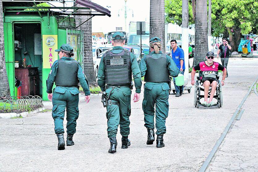 Reajuste dos militares com proposta do governo do Pará deve chegar a 29%