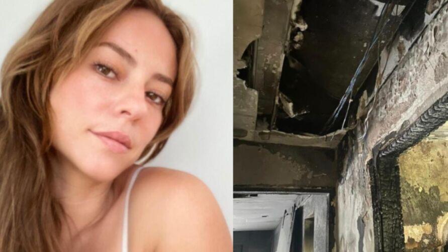 """Imagem ilustrativa da notícia: Casa de Paolla Oliveira pega fogo: """"Hoje está sendo um dia difícil"""""""