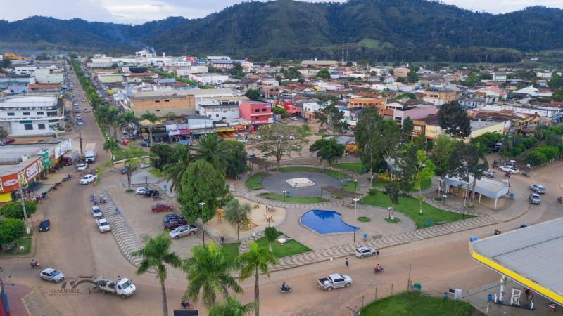 Cidade de Tucumã, sudeste paraense