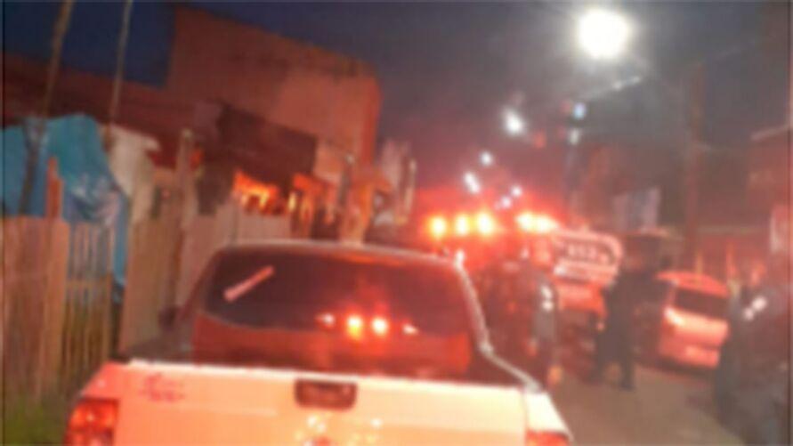 Caso assustou moradores do bairro do Benguí.