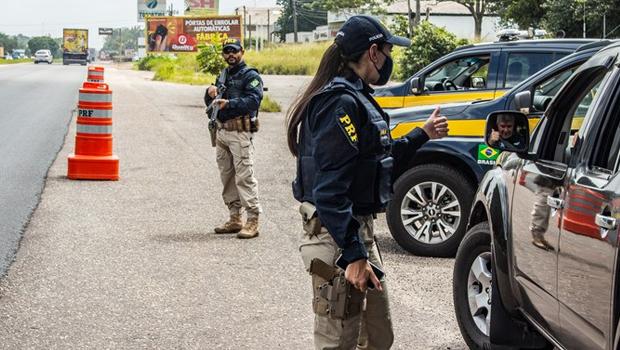 PRF encerra Operação Semana Santa 2021 no Pará, com 5.016 fiscalizados.
