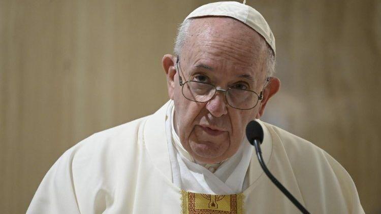 Imagem ilustrativa da notícia: Papa fala sobre expectativa de renascimento pós-pandemia