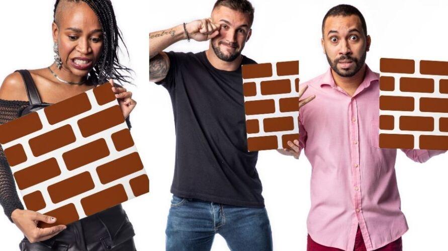 Imagem ilustrativa da notícia: Enquete BBB21: Arthur, Gilberto e Karol estão no paredão; vote aqui