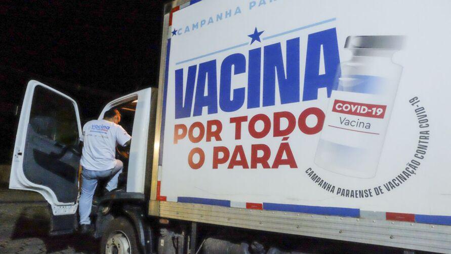 Imagem ilustrativa da notícia: Grupamento Aéreo se mobiliza para levar a vacina contra a Covid-19 a dez municípios