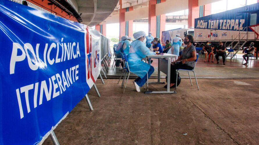 Imagem ilustrativa da notícia: Policlínica do Mangueirão passa a funcionar no Mangueirinho