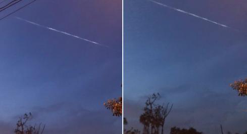 Imagem ilustrativa da notícia: Fim do mistério sobre objeto luminoso visto no céu do Pará