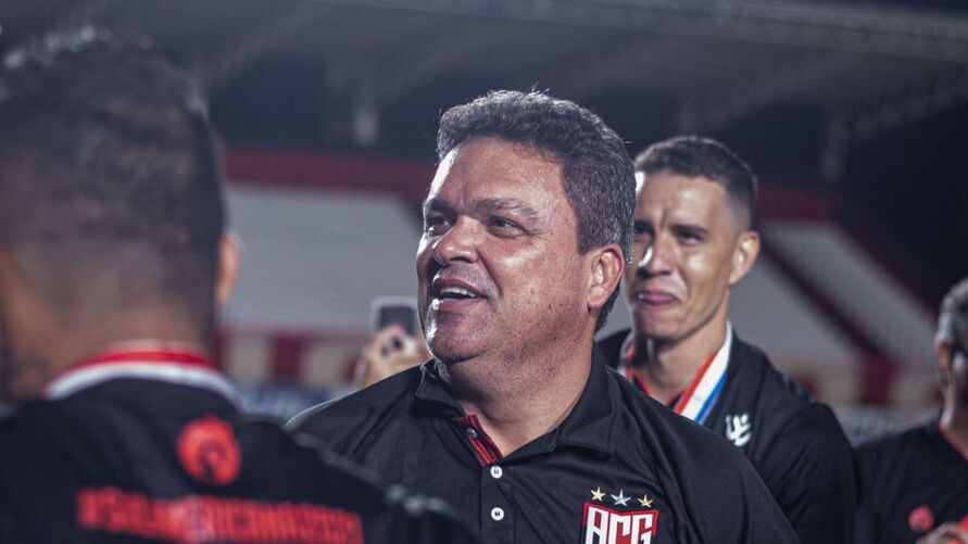 Imagem ilustrativa da notícia: Marcelo Cabo assume Vasco após ser campeão com Atlético-GO
