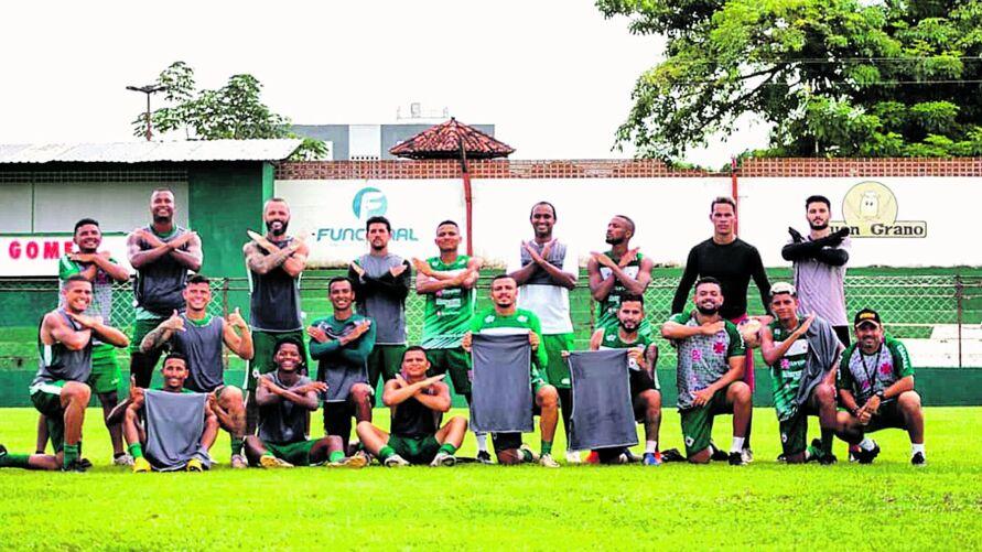 Tunantes vão enfrentar o Paragominas pela quarta rodada