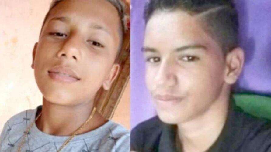 Renato e Fabrício estão desaparecidos há mais de uma semana