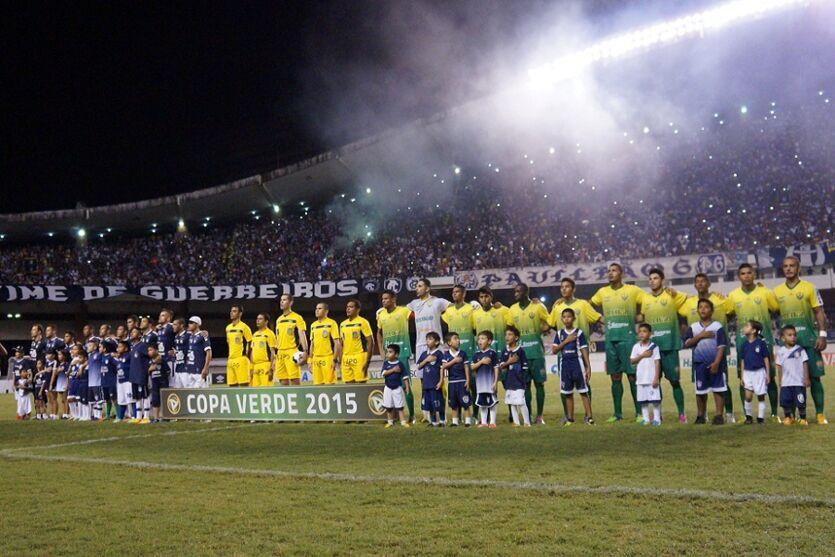 Imagem ilustrativa da notícia: Copa Verde já teve viradas na grande decisão. Relembre!