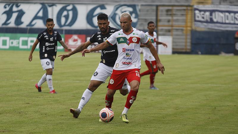 Imagem ilustrativa da notícia: Remo vence Itupiranga e mantém invencibilidade no Parazão. Veja o gol!