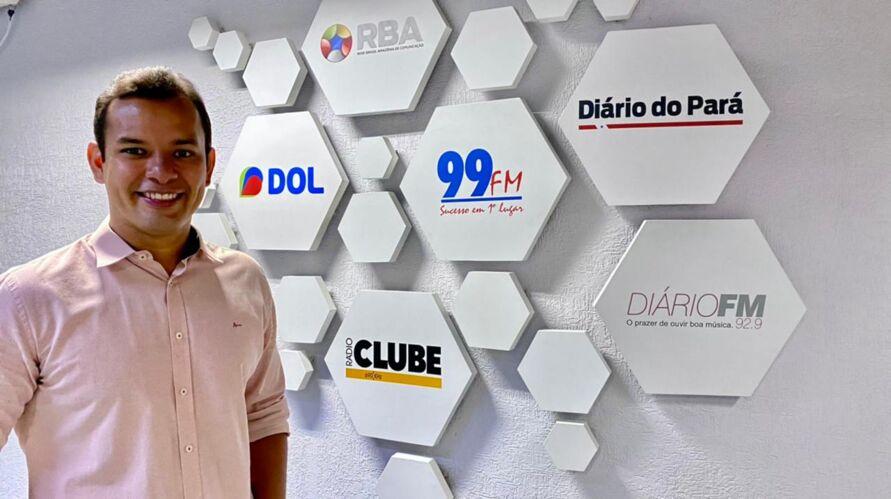 Imagem ilustrativa da notícia: Agenor Santos está de volta ao grupo RBA de Comunicação
