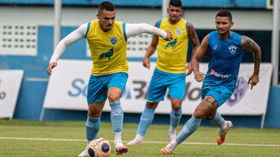 Imagem ilustrativa da notícia: Paysandu vai a Outeiro enfrentar o Carajás em busca de mais uma vitória