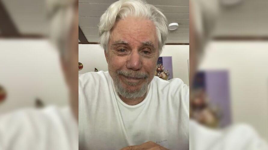 Imagem ilustrativa da notícia: Reginaldo Faria diz que tomou vacina e nega saída da Globo