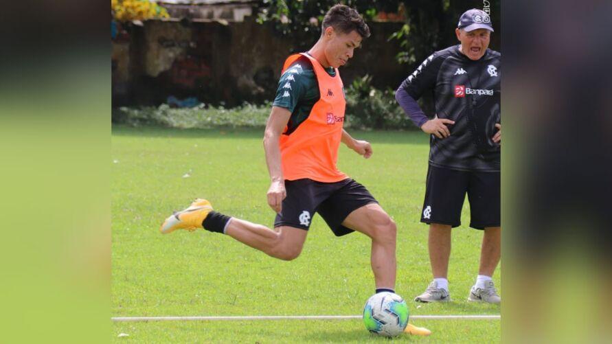 Lucas Tocantins está ciente da qualidade do CSA, mas garante que o Leão pode superar o adversário