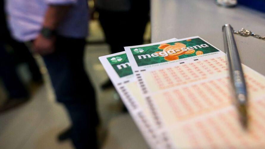 As apostas podem ser feitas até as 19h (horário de Brasília)