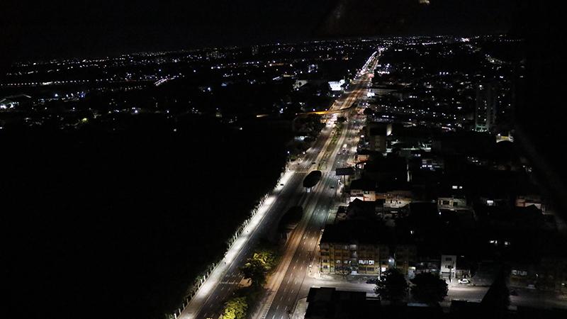 Imagem ilustrativa da notícia: Veja a movimentação em Belém após o novo toque de recolher nesta quarta (10)