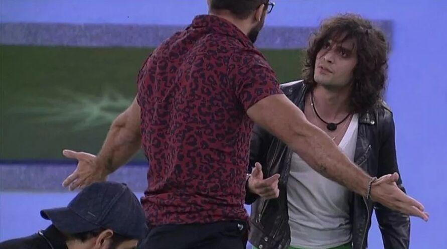 Imagem ilustrativa da notícia: Arthur chama Fiuk de c*zão e os dois quase brigam; assista!