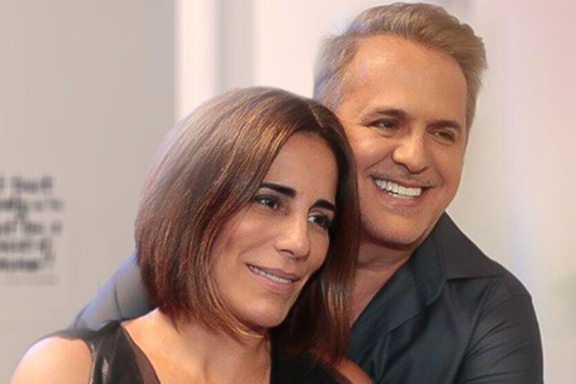Imagem ilustrativa da notícia: Marido de Gloria Pires é internado com complicação da Covid