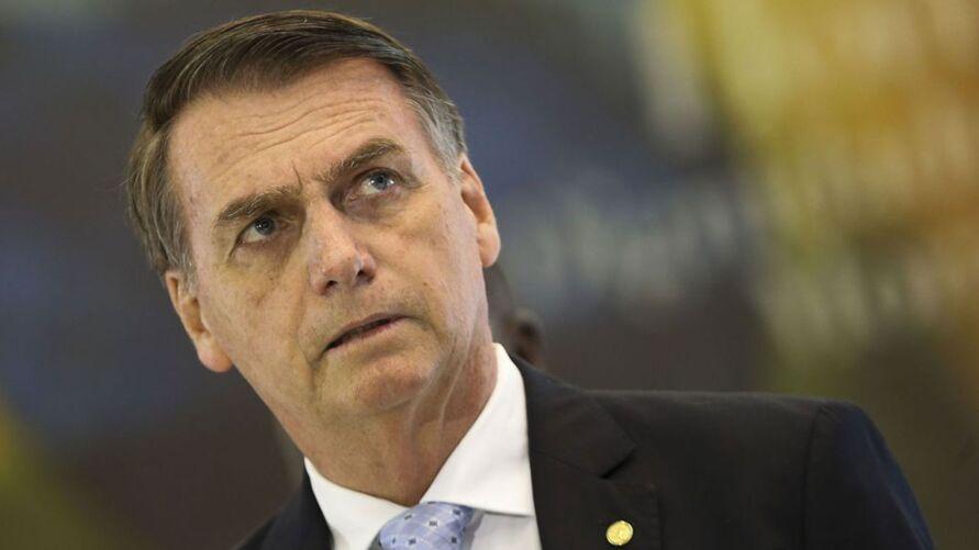 Imagem ilustrativa da notícia: 'Chega de frescura e mimimi, vão chorar até quando?', diz Bolsonaro sobre pandemia