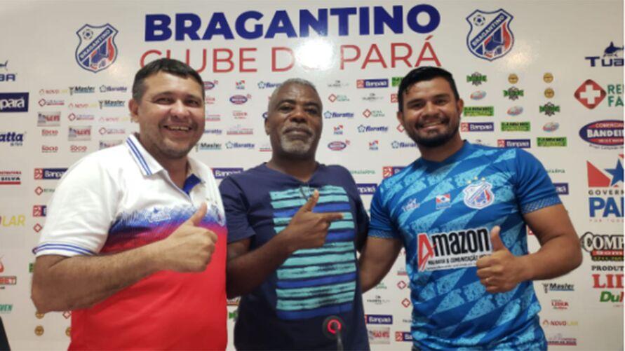 Imagem ilustrativa da notícia: Cacaio é o novo técnico do Castanhal para o Parazão
