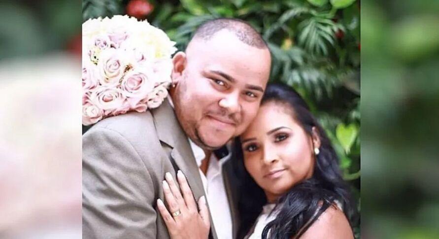 O casal foi internado juntos no dia 8 de fevereiro em um hospital particular.