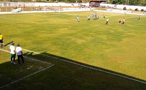 Estádio Mamazão. Partida entre Carajás e Tuna