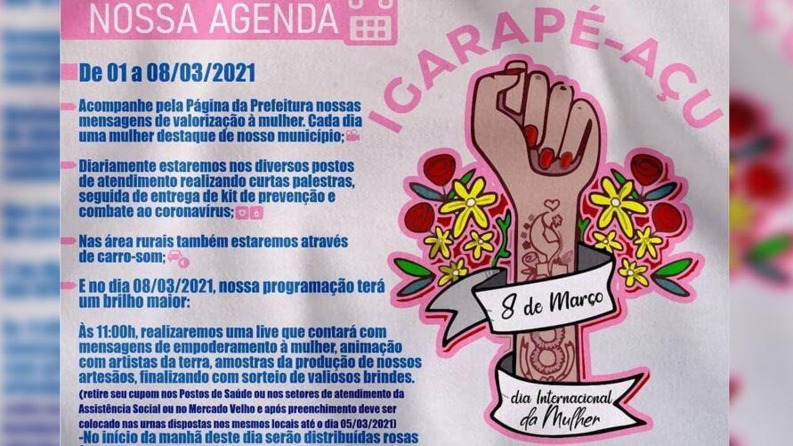 Imagem ilustrativa da notícia: Promotora diz que cartaz de prefeitura paraense tem 'ideias de esquerda' e exige explicações
