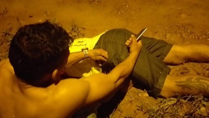 Imagem ilustrativa da notícia: Polícia não descarta envolvimento de milícia em chacina em Mãe do Rio