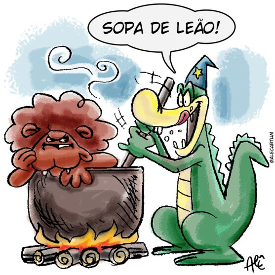 Imagem ilustrativa da notícia: Sopa de Leão