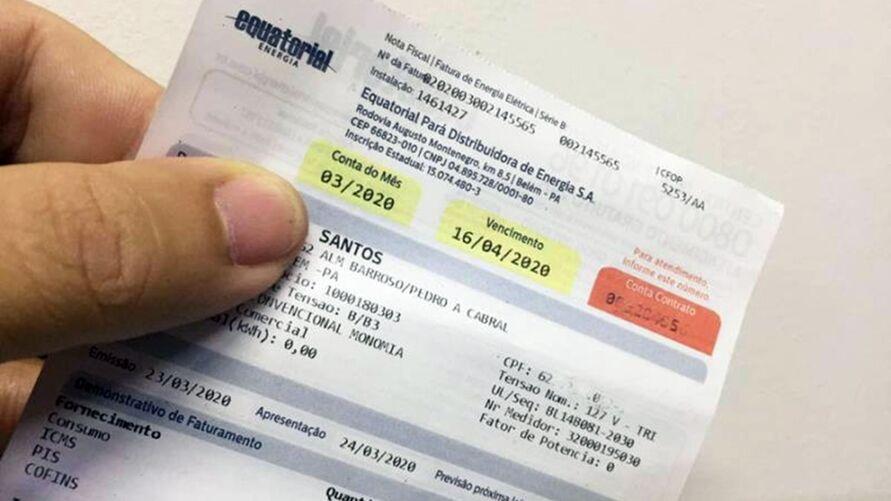 Imagem ilustrativa da notícia: Projeto de lei que permite parcelamento de débitos da conta de energia elétrica é aprovado na Alepa