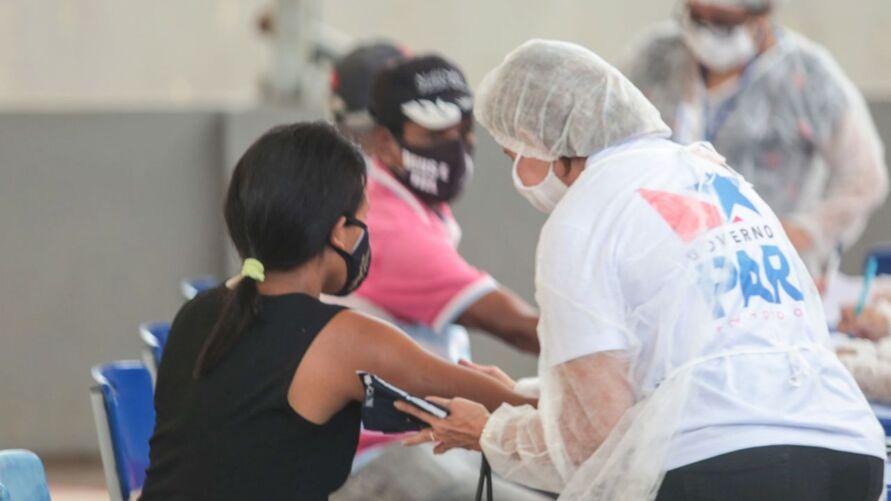 Mulheres estão entre as mais afetadas pela covid-19 no Pará.