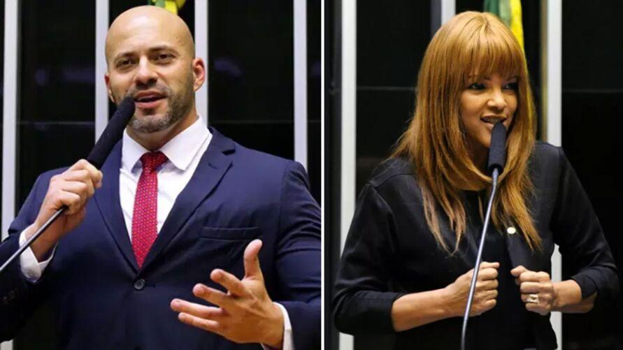 Imagem ilustrativa da notícia: Conselho de Ética da Câmara abre processos contra Daniel Silveira e Flordelis