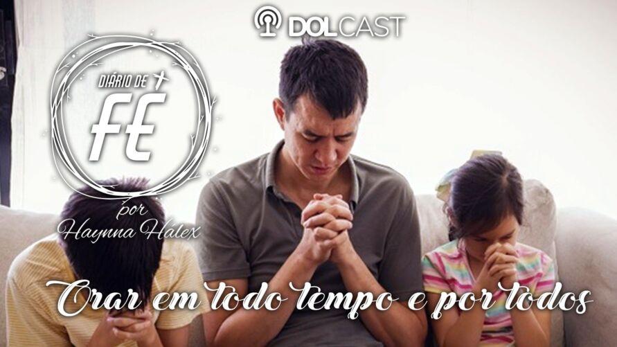 """Imagem ilustrativa da notícia: """"Diário de Fé"""": Oração que cura e liberta no Dolcast"""