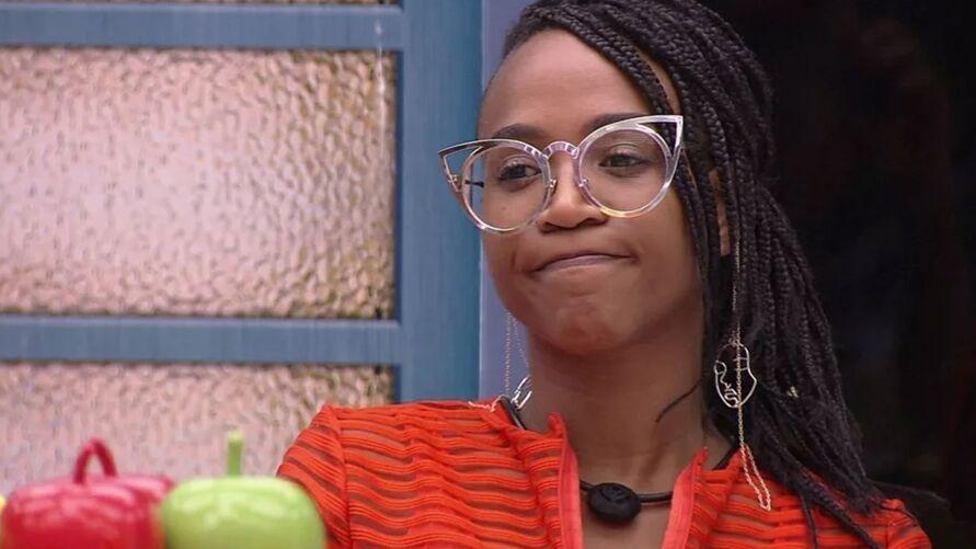 Sister deve ser eliminada do programa hoje (23) com grande rejeição.