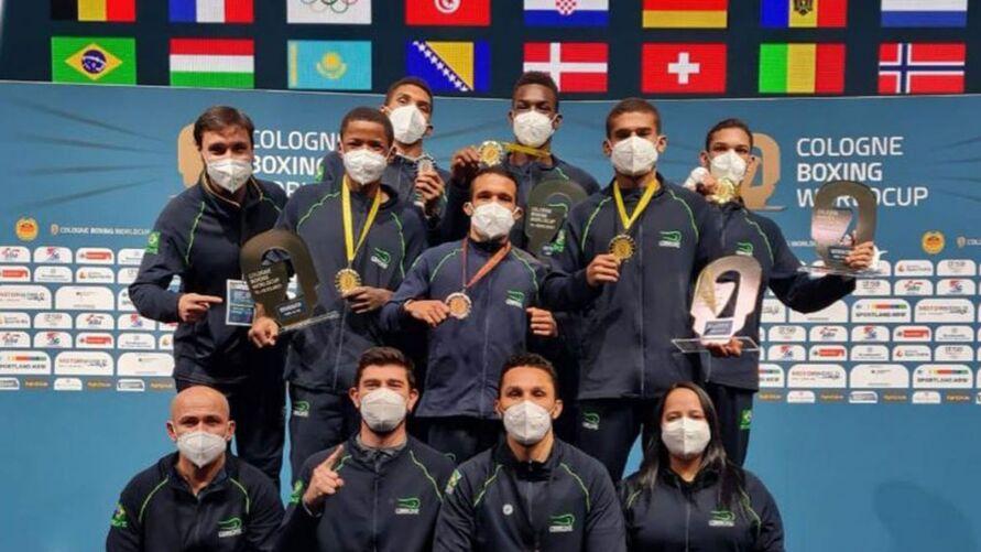Imagem ilustrativa da notícia: Brasileiros conquistam 9 medalhas em torneio da Alemanha