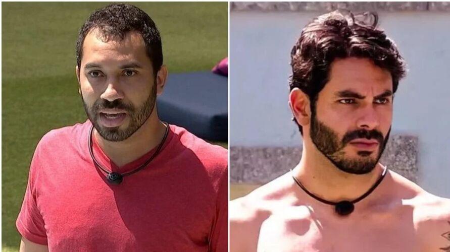 Imagem ilustrativa da notícia: Gil pode por Rodolffo no Paredão após fala homofóbica