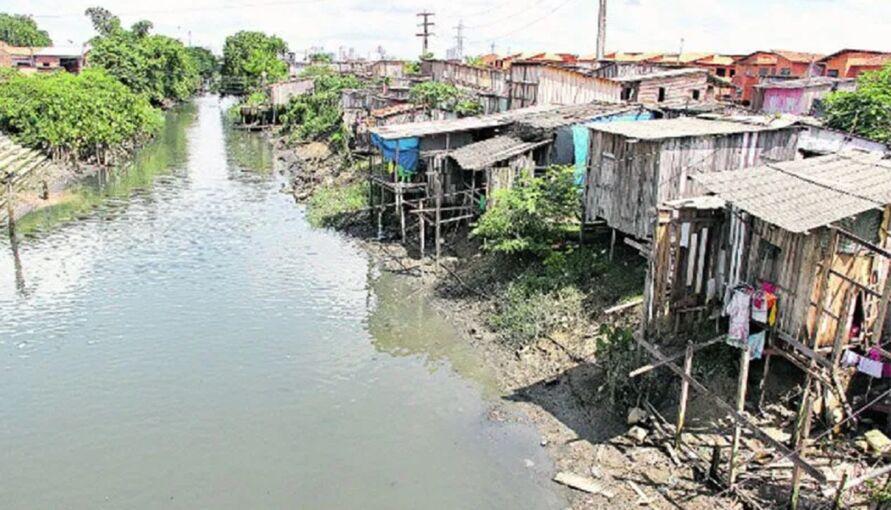 Imagem ilustrativa da notícia: Mulheres pretas e indígenas são as pessoas com menos acesso à água e esgoto em Belém