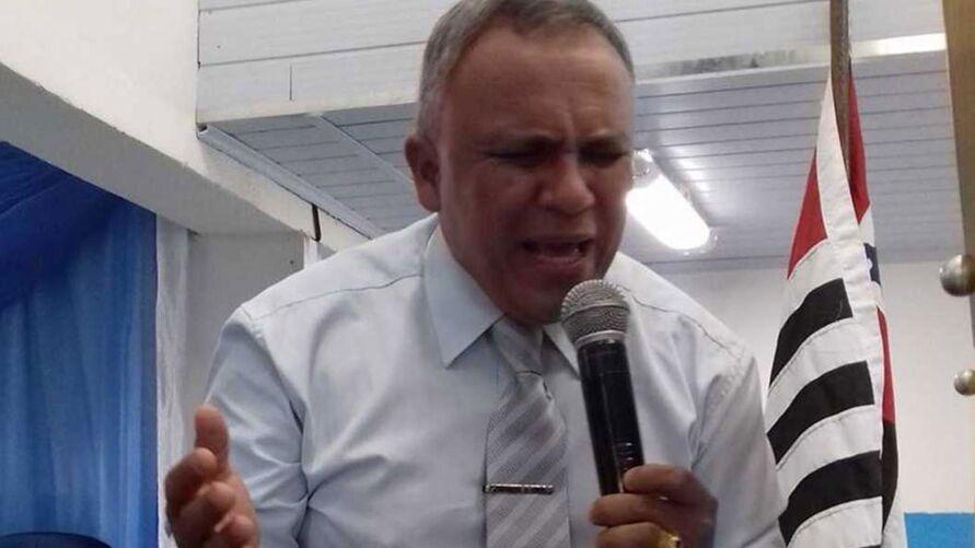 Pastor Ezequias da Assembleia de Deus de Belém da Penha, em São Paulo.