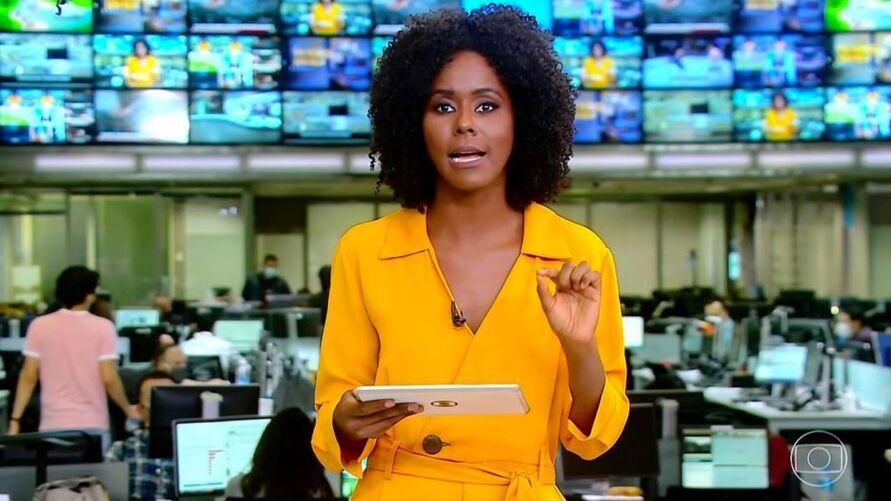 Imagem ilustrativa da notícia: Globo se manifesta após fala polêmica de Maju Coutinho no Jornal Hoje
