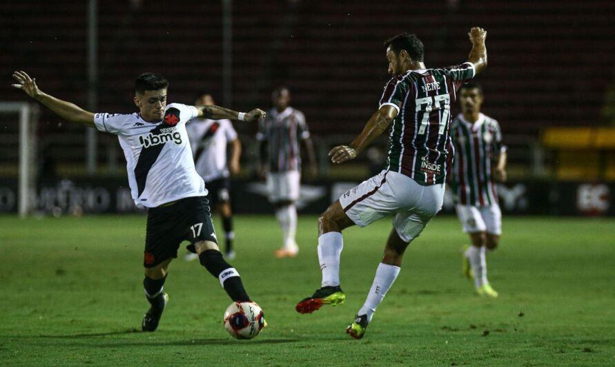 Imagem ilustrativa da notícia: Fluminense e Vasco empatam pelo Cariocão; veja os gols!