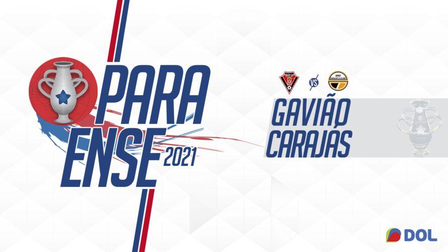 Imagem ilustrativa da notícia: Carajás vence Gavião fora e acaba com jejum de um ano sem vitórias